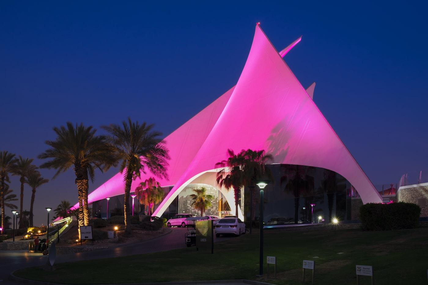 Image: Dubai Creek Golf Club