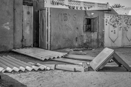 Image - Dubai Police old housing quarters