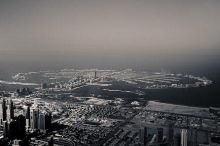 Palm Jumeirah - Dubai - UAE