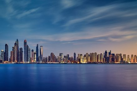 Dubai Marina & Jumeirah Beach