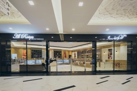 Image of Date shop at Sheikh Zayed Grand Mosque - Abu Dhabi