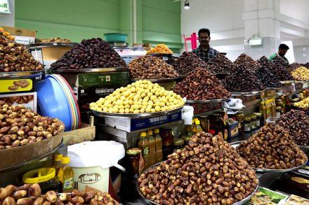 Image of Date market - Dubai - UAE