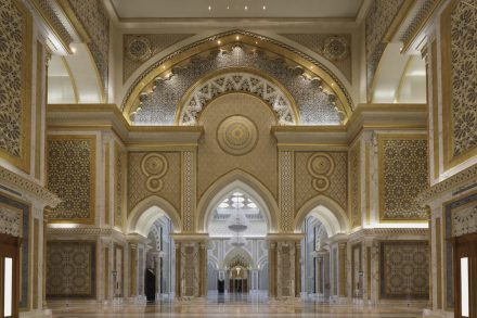 Image of Qasr Al Watan - Interior