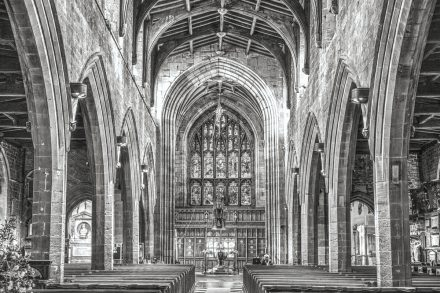 FIne art image - St. Nicholas Cathedral - Newcastle upon Tyne