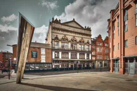 Tyne Theatre and urban art