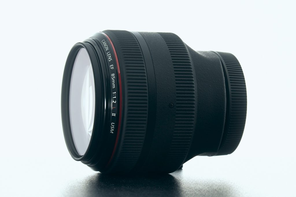 Image - Canon 85mm f1.2 prime lens