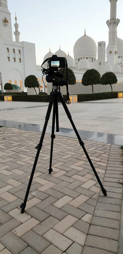 Image: How to - Architechtural photography - Tripod use