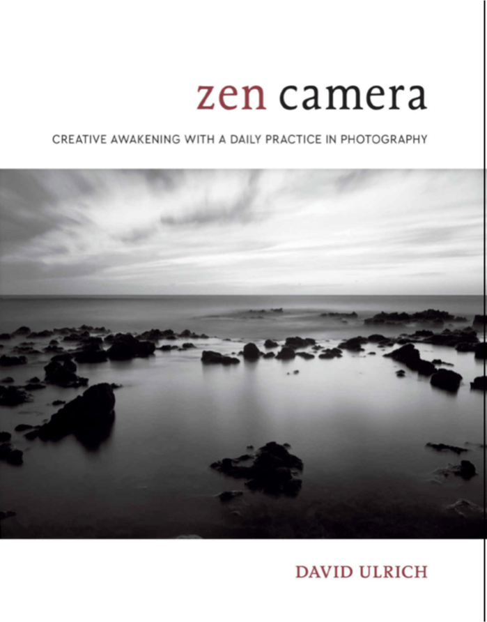 Image - Cover photo of book by David Ulrich - Zen Camera