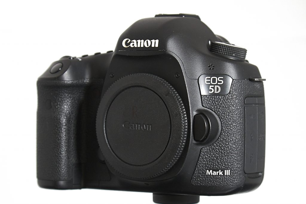 Image: Architectural photography equipment - DSLR camera