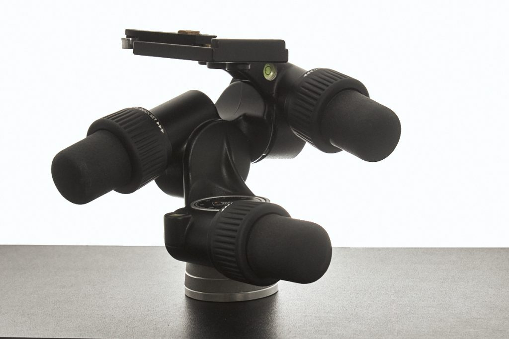 Image - Geared tripod head