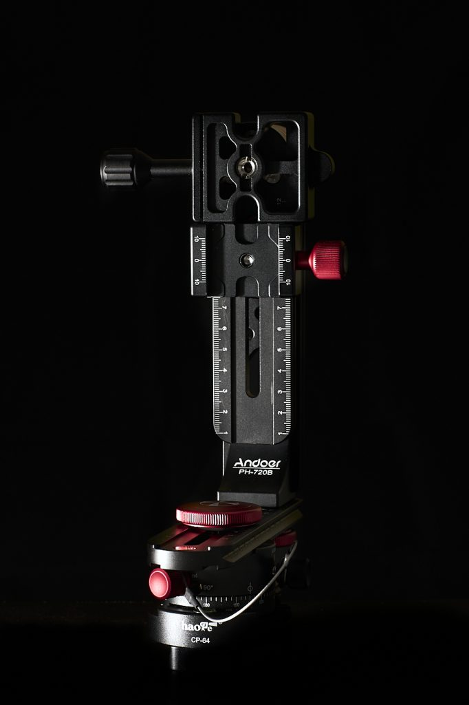 Image_ Panoramic tripod head