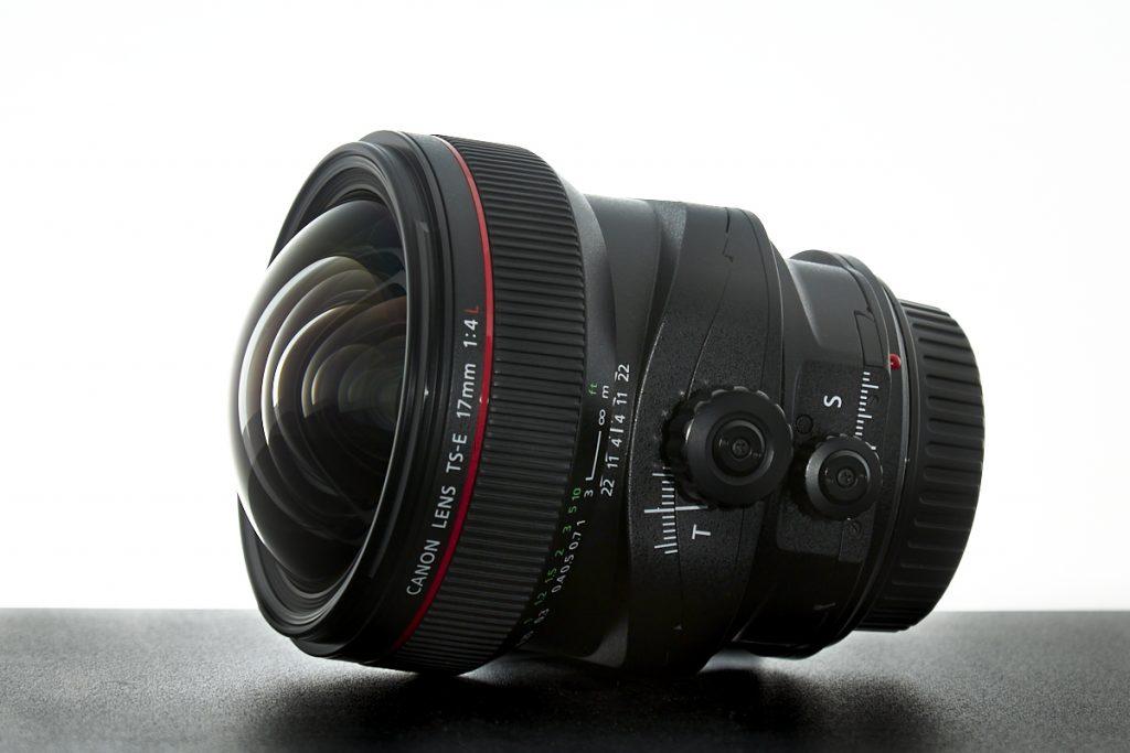 Image: Canon 17mm TS-E tilt-shit lens