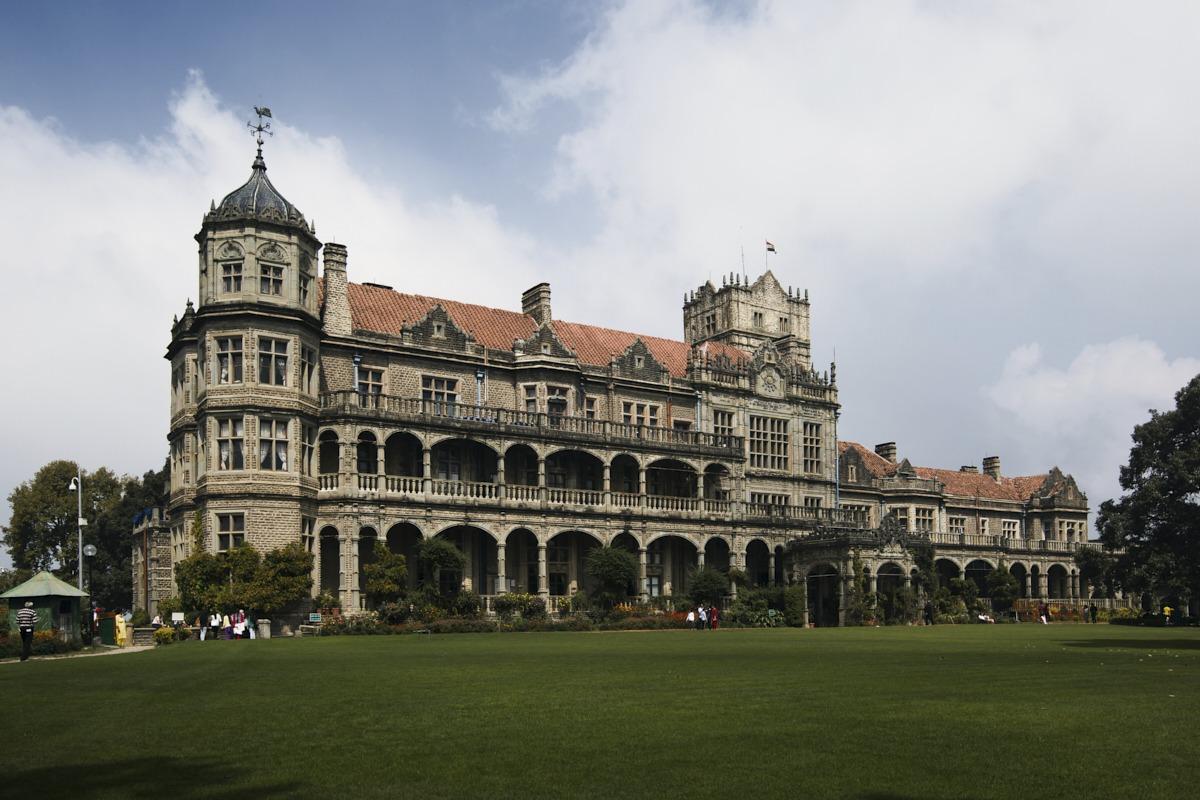 Image: Governor's residence - Shimla, Himachal Pradesh