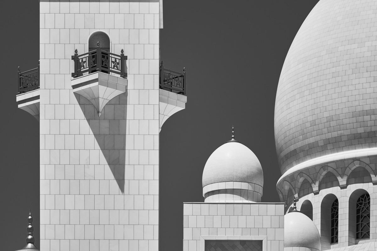 Image: Sheikh Zayed Grand Mosque - Abu Dhabi - UAE